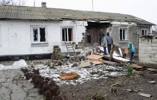 Мирный житель погиб при обстреле пригорода Донецка