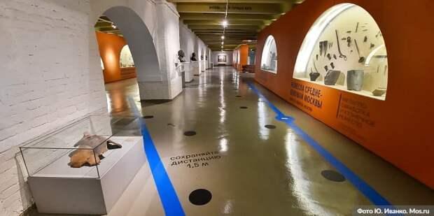 Собянин значительно расширил круг участников проекта «Музеи – детям». Фото: Ю.Иванко, mos.ru