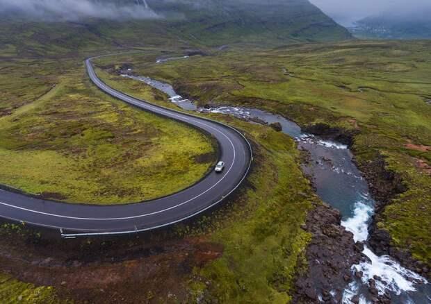 МИР ВОКРУГ. Исландия – Земля огня и льда