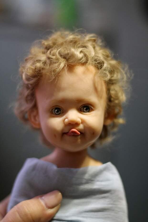 Чудесные куклы с добрыми глазами: для вдохновения 2
