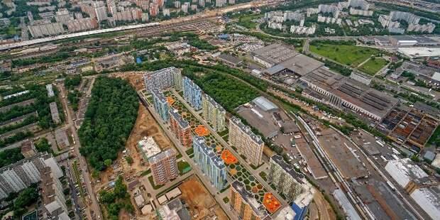 Власти Москвы рассказали, какую пользу принесет городу программа «Индустриальные кварталы»