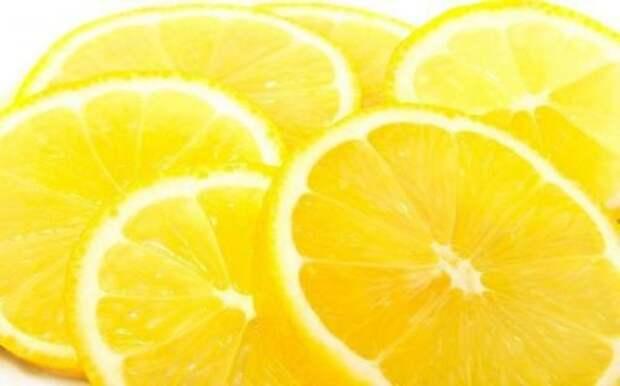 Лечебное применения лимона.