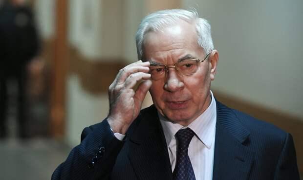 Азаров описал план США втянуть Россию в войну