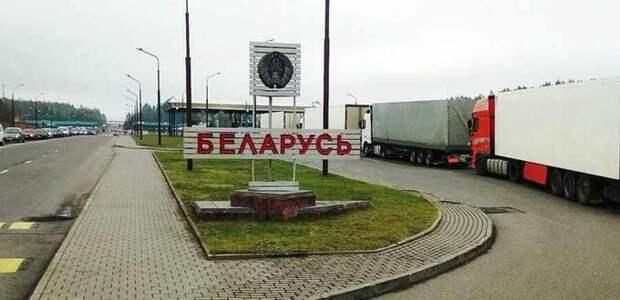 После мигрантов — грузовики: Лукашенко нашел новый способ наказать Литву