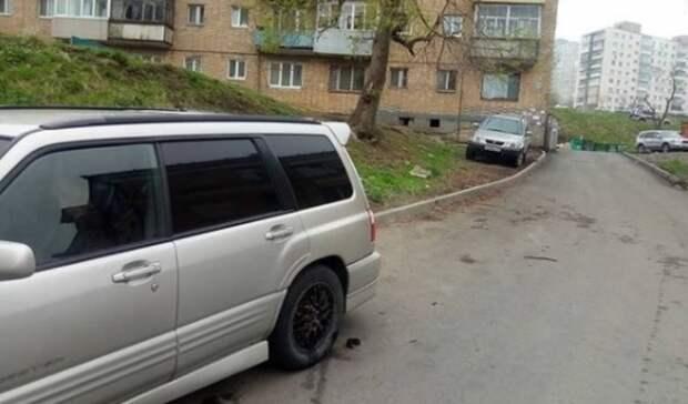 Чем япомешал? «Народный мститель» завёлся во Владивостоке