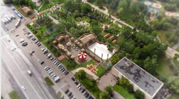 Круглогодичную фестивальную площадку планируют открыть в Отрадном