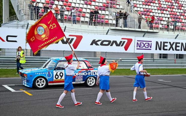 Moscow Classic Grand Prix: порох в пороховницах