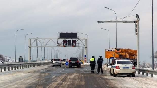Открытие движения по мосту на остров Русский отложили до 26 ноября