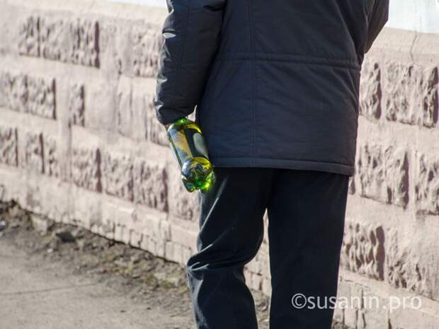 За 2020 год диагноз «алкоголизм» впервые поставили 682 жителям Удмуртии