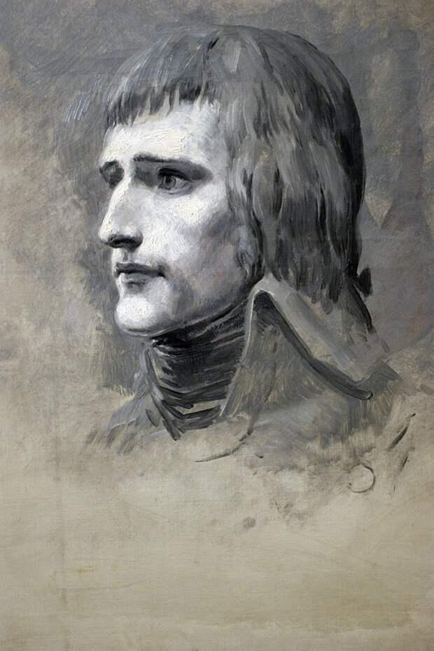 Молодой Наполеон. Тот, чьим именем потом назовут эпоху