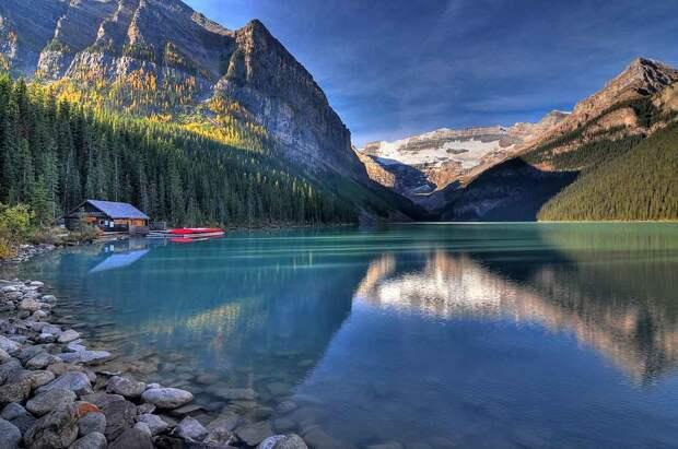 10 самых красивых озер в мире.