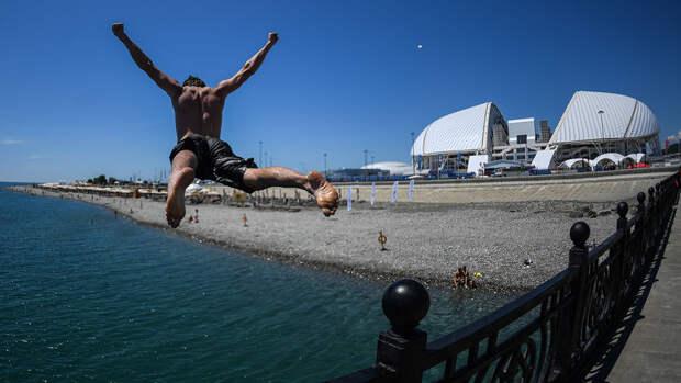 Гидрометцентр назвал сроки начала купального сезона в России