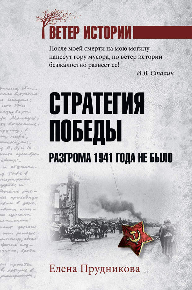 Елена Прудникова, Стратегия победы. Разгрома 1941 года не было – скачать fb2, epub, pdf на ЛитРес
