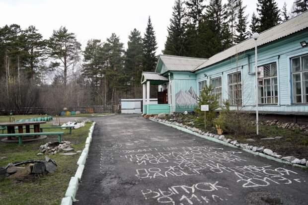 Новую начальную школу откроют в Большом Луге Шелеховского района в сентябре 2022 года
