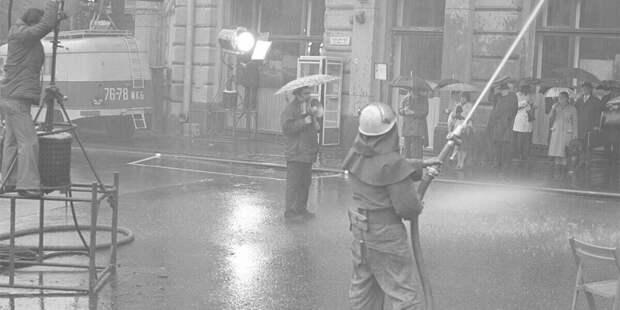 Интересные кадры сосъемок наших любимых советских фильмов