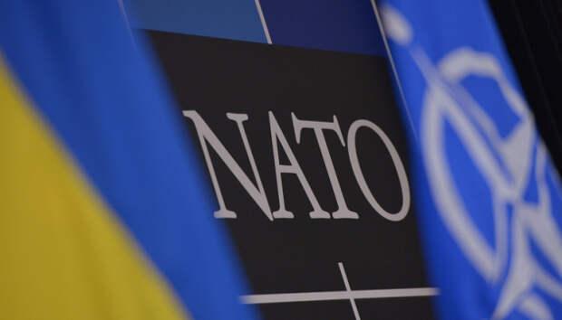Украина превратилась в военный плацдарм НАТО