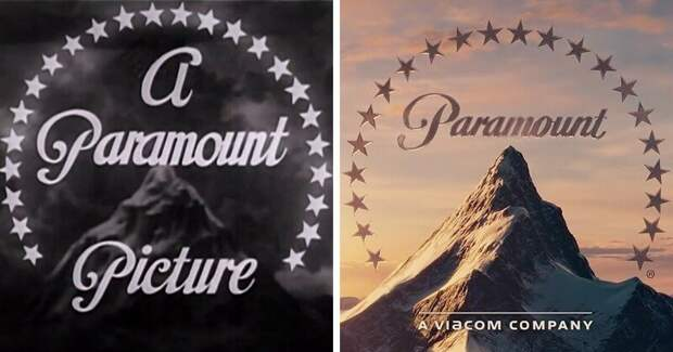 3. Paramount Pictures