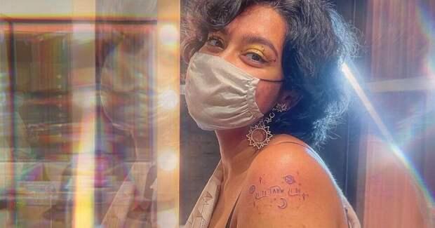 Без тени сожаления: в нью-йоркском тату-салоне делают татуировки, которые исчезают черезгод