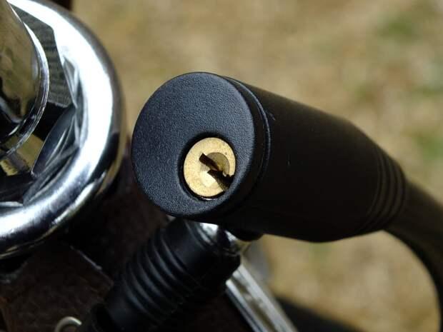 Велосипедный замок не гарантирует безопасность/ Pixabay