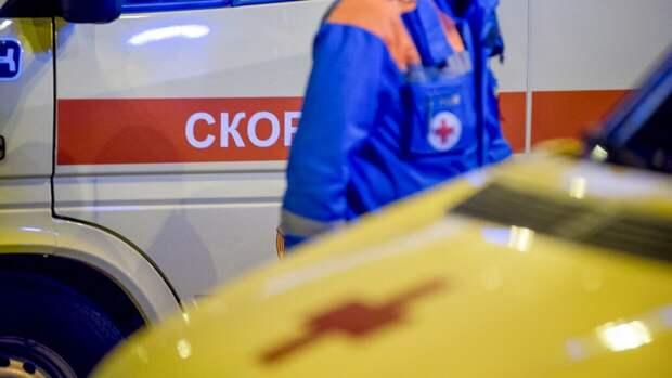 Жертвой ДТП с фурой и двумя грузовиками под Ульяновском стал один человек