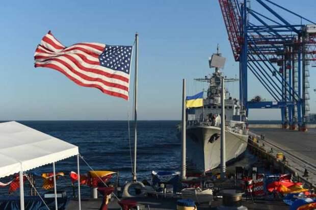 США хотели в2021 году разместить вСевастополе свой 6-й флот