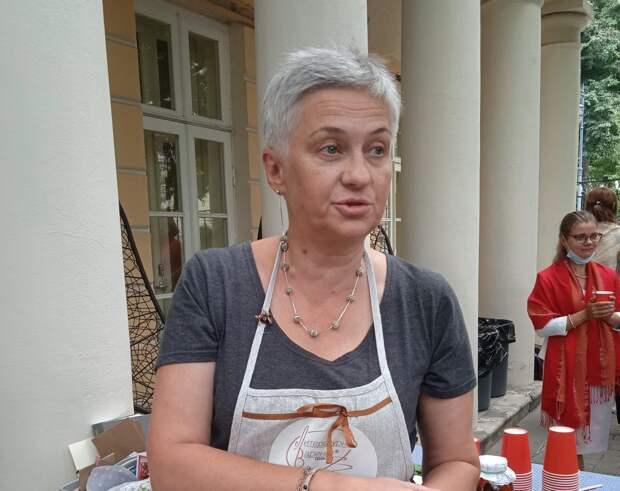 Жительница Лефортова варит «пушкинское» варенье