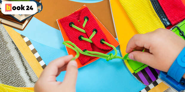 Без слёз: как научить ребенка завязывать шнурки, застегивать пуговицы и делать прочие сложные мелочи