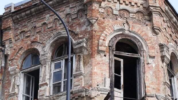 Шесть исторических зданий выбрали для реконструкции в Ростове