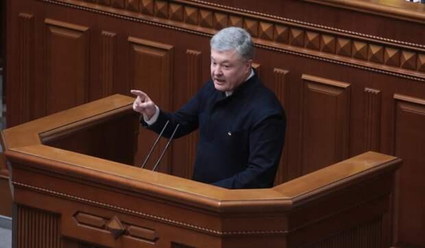 Порошенко просил Байдена увидеться с Зеленским до его встречи с Путиным