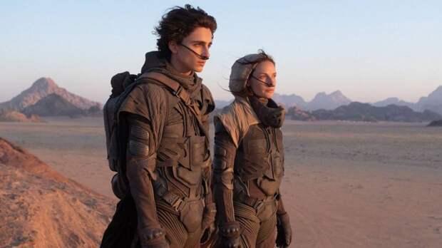 Legendary Pictures сообщила о скором старте съемок сиквела «Дюны»