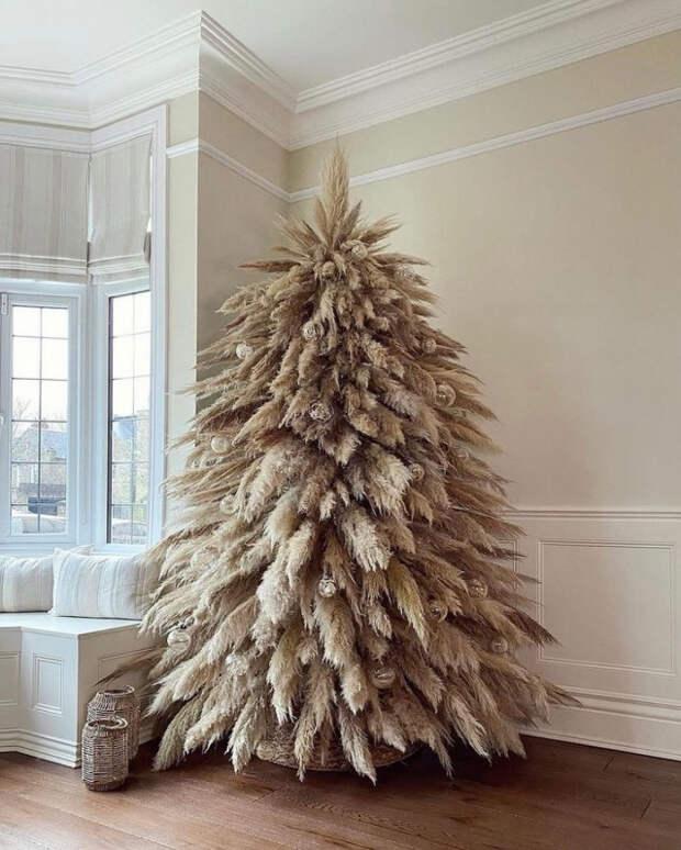 Необычные ёлки к Новому году