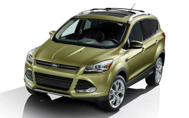 Ford Kuga на вторичке: все его неисправности