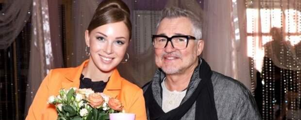 Дмитрий Дибров: Я не ревную свою молодую супругу
