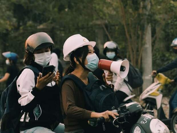 ООН: Охваченная насилием Мьянма рискует превратиться в суперраспространителя COVID