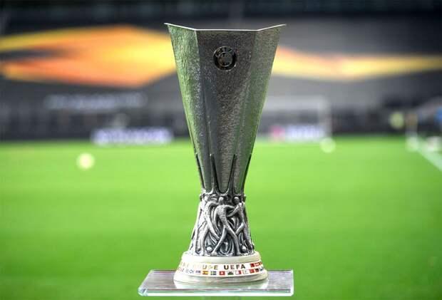 Стали известны полуфинальные пары Лиги Европы 2020/21