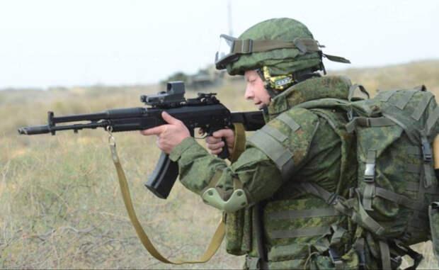 АК-12: арсенал русского богатыря