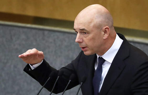 Силуанов предупредил об угрозе обесценивания рублей и зарплат