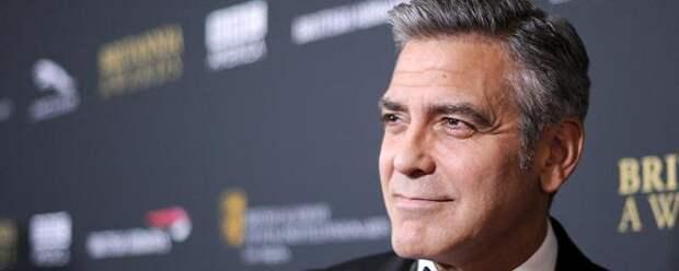 Джордж Клуни рассказал о воспитании детей и своем возрасте