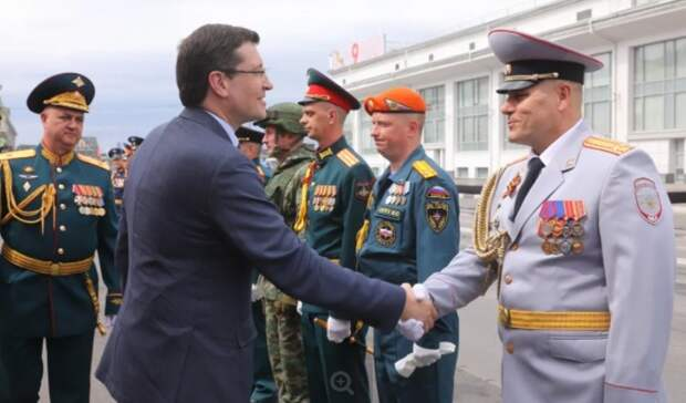 Никитин: Нижневолжская набережная идеально подходит для проведения парада Победы