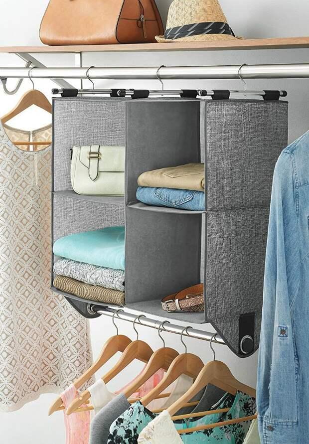14 блестящих идей хранения в условиях маленькой квартиры