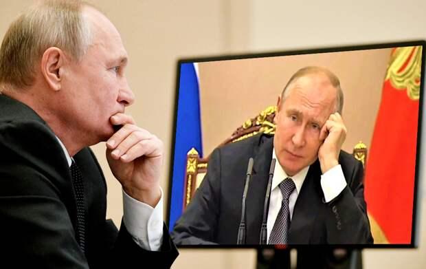 Путину пора прекращать быть, как Мордюкова!
