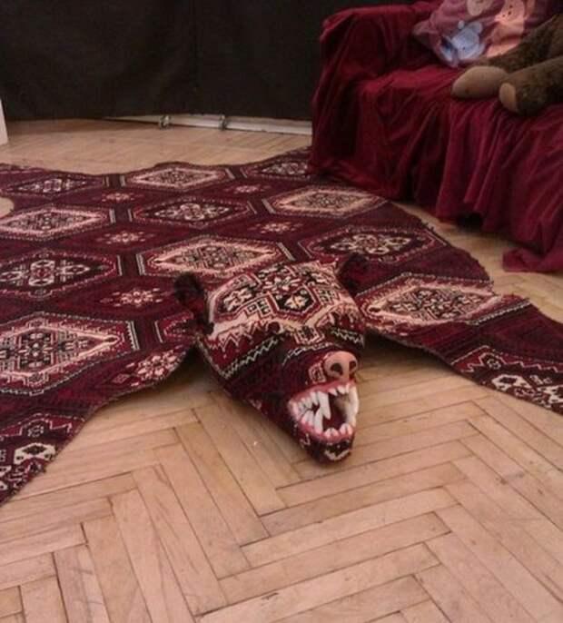 Ковры, ковры, везде ковры… (22 фото)