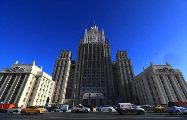 В МИД РФ предупреждают Прагу о последствиях в связи с высылкой 18 российских дипломатов