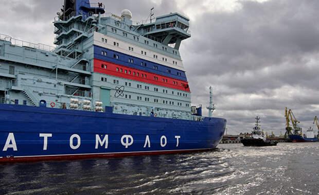 Читатели Fox News: ледоколы в Арктике? У нас нет денег даже на весельную лодку!