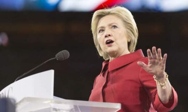 Хиллари Клинтон обвинила Россию в попытке «переизбрания Трампа»