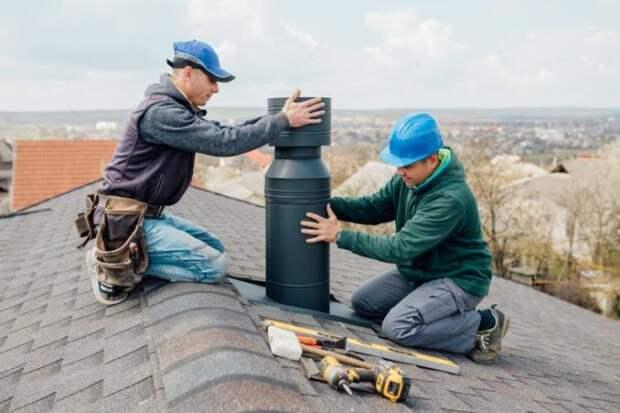 Как сделать дефлектор для дымохода или вытяжной трубы своими руками
