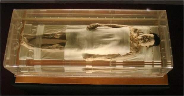 Воткаквыглядит самая сохранившаяся мумия вмире