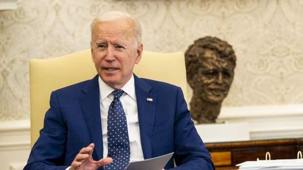 Байден призвал к деэскалации израильско-палестинского конфликта