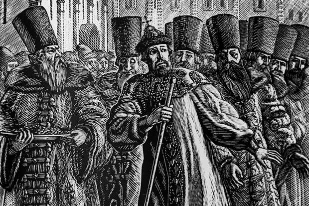 Миф про выражение «Народ безмолвствует…» | Мифы о России | Яндекс Дзен