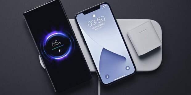 Xiaomi смогла сделать полноценную Apple AirPower